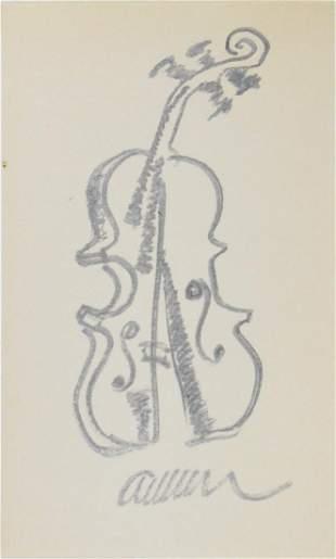 Fernandez Arman 19282005 Souvenir Drawing