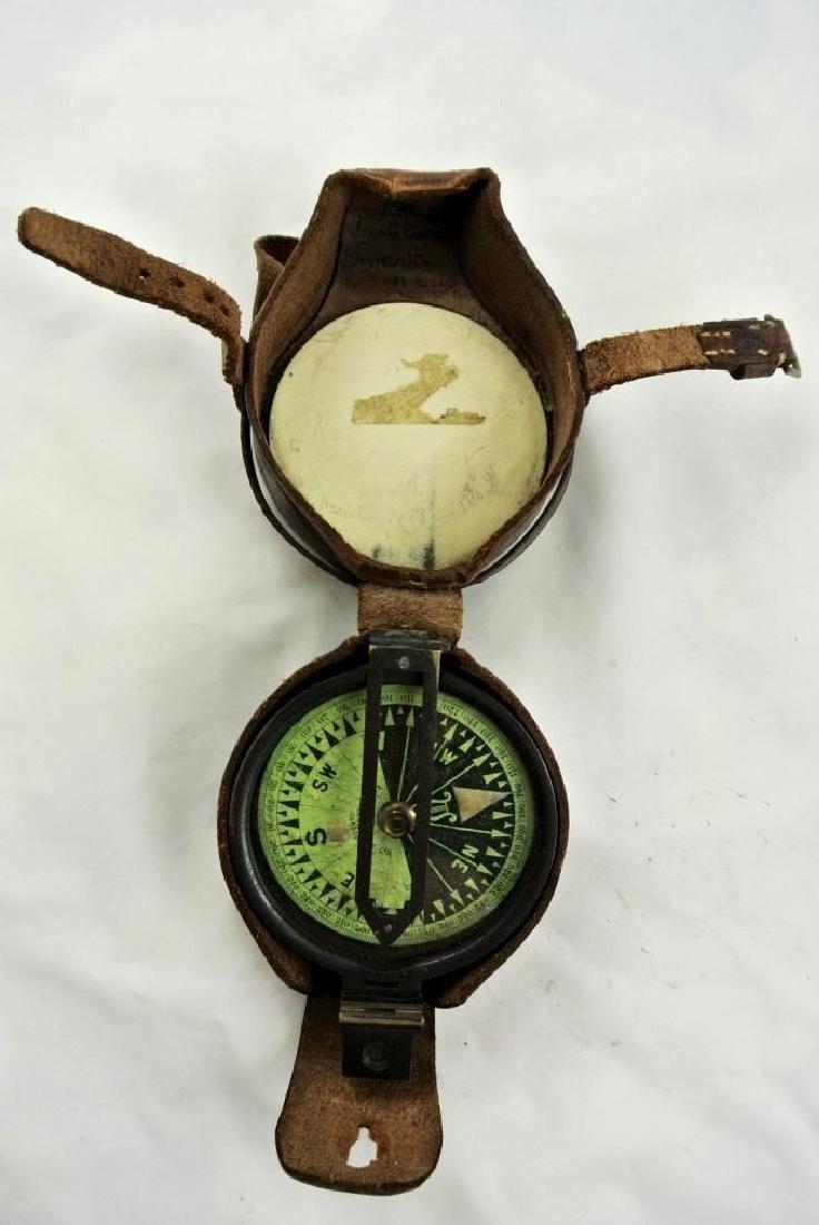 Antique Field Compass