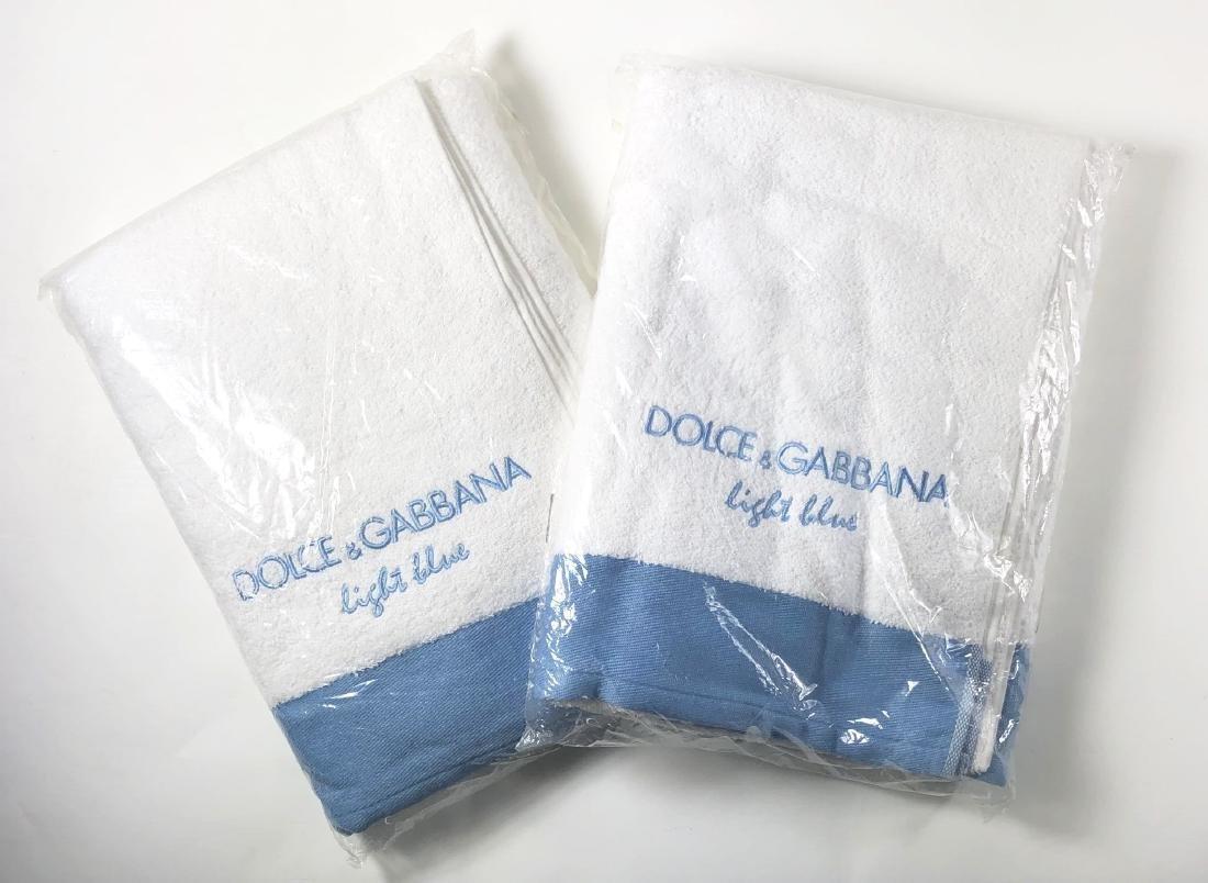 Dolce & Gabbana Bath Towels