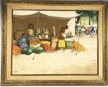 James Butler (B. 1925) Oil Painting