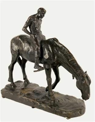 Hans Muller (1873-1937) Bronze