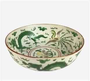 Chinese Bowl, 19th Century