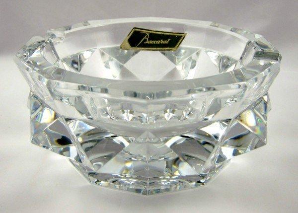 7: Baccarat Abysse Ashtray
