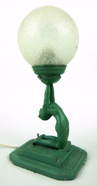 10: Art Deco Table Lamp