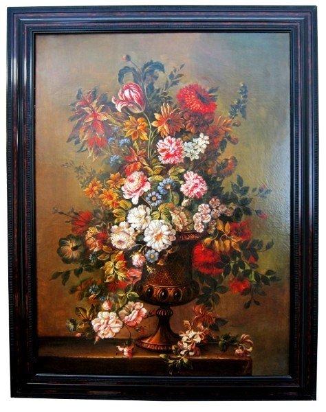 20: 19th Century Flemish Oil Painting