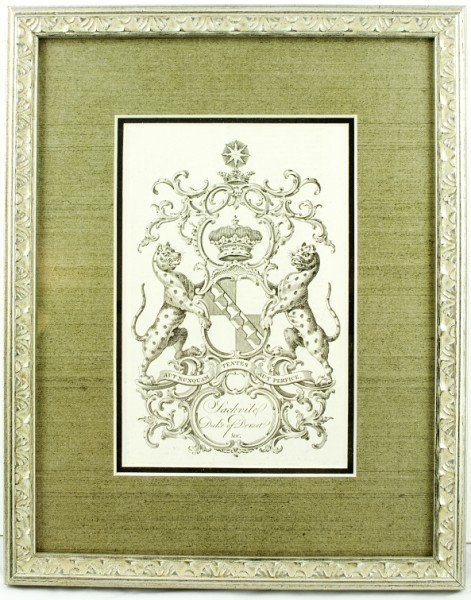 21: Group Of Four 18th Century Engravings
