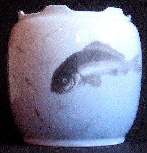 8: Royal Copenhagen Vase