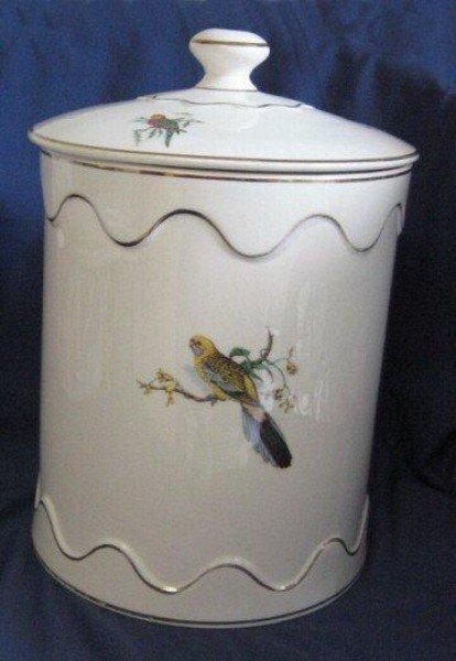 17: Antique Ceramic Water Cooler - 2