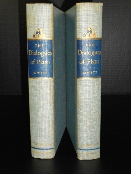 3: The Dialogues of Plato