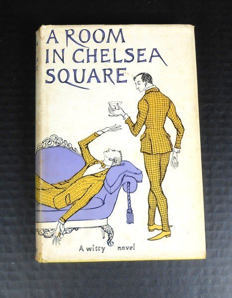 10: A Room in Chelsea Square, A Witty Novel