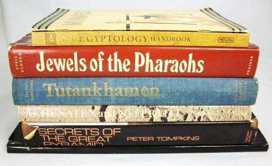 15A: Egyptology Books
