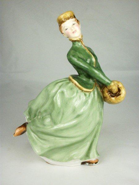 "5: Royal Doulton Figurine, ""Grace"""