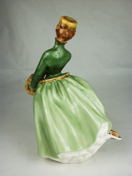"5: Royal Doulton Figurine, ""Grace"" - 2"