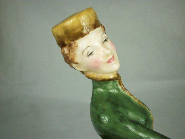 "5: Royal Doulton Figurine, ""Grace"" - 3"