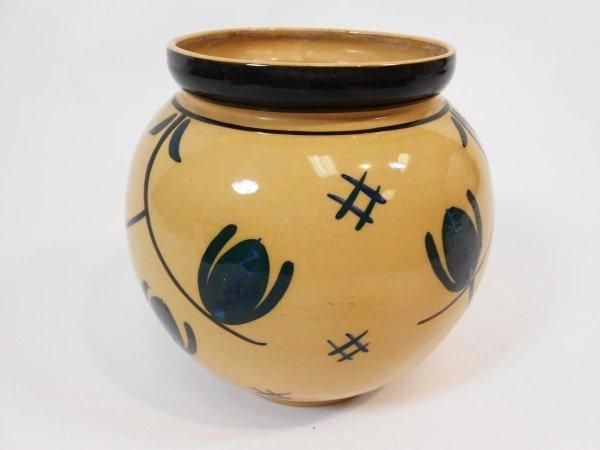 8: Art Deco Vase By Kochel