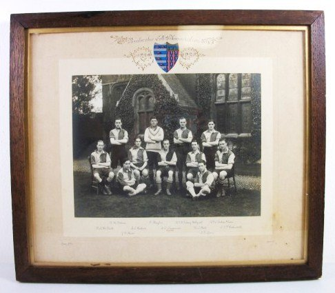 14: Group Of Three English Sporting Photographs