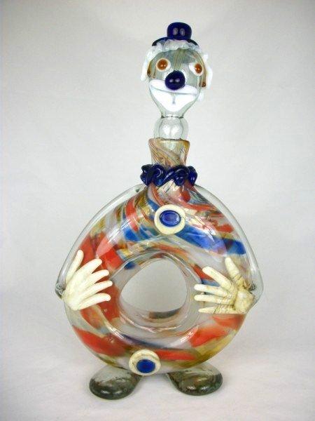 15: Murano Glass Decanter