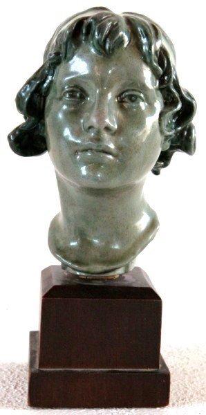 7: E. Muller, Ceramic Sculpture