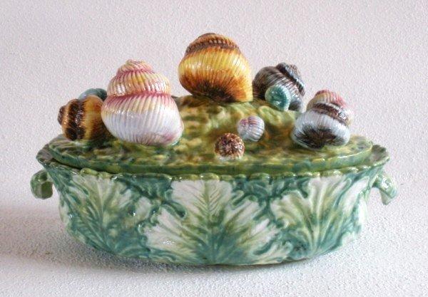 8: Snail-Form Tureen