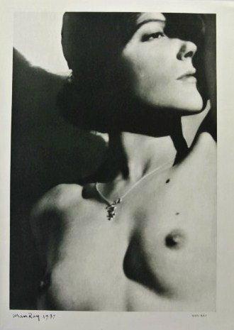 Man Ray (1890-1976) Signed Photo Print