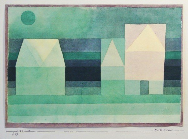 Paul Klee (1879-1940) Lithograph