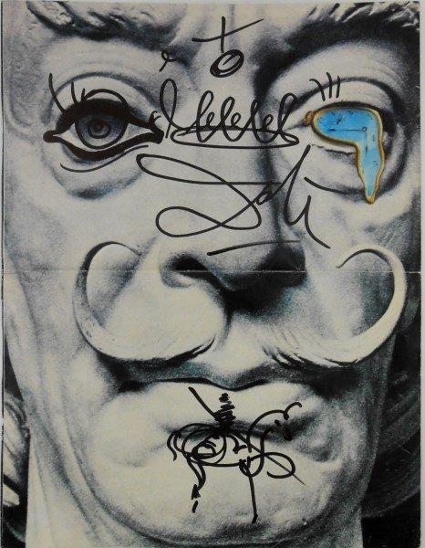 Salvador Dali (1904-1989) Magazine Drawing