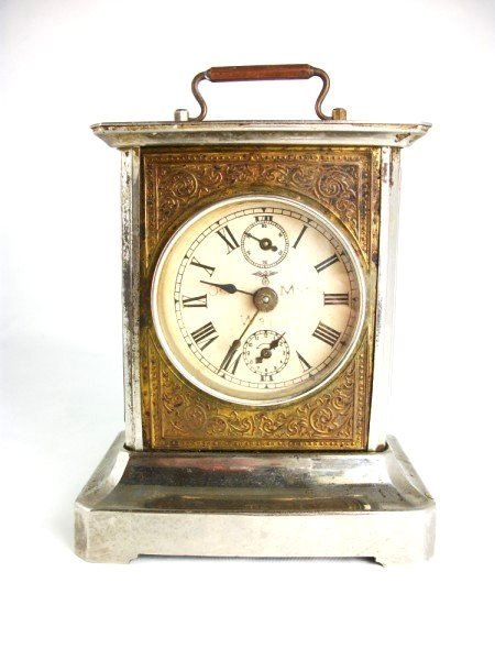 Musical Carriage Clock