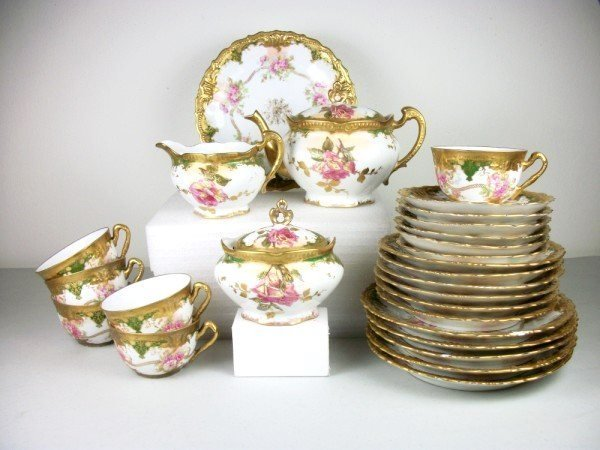 Limoges Luncheon Service