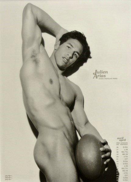 Vintage Male Erotica Photographs, Framed