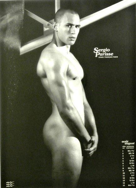 Vintage Male Erotica Photographs, Framed - 5