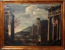 Italian Old Master Painting, Circa 1750