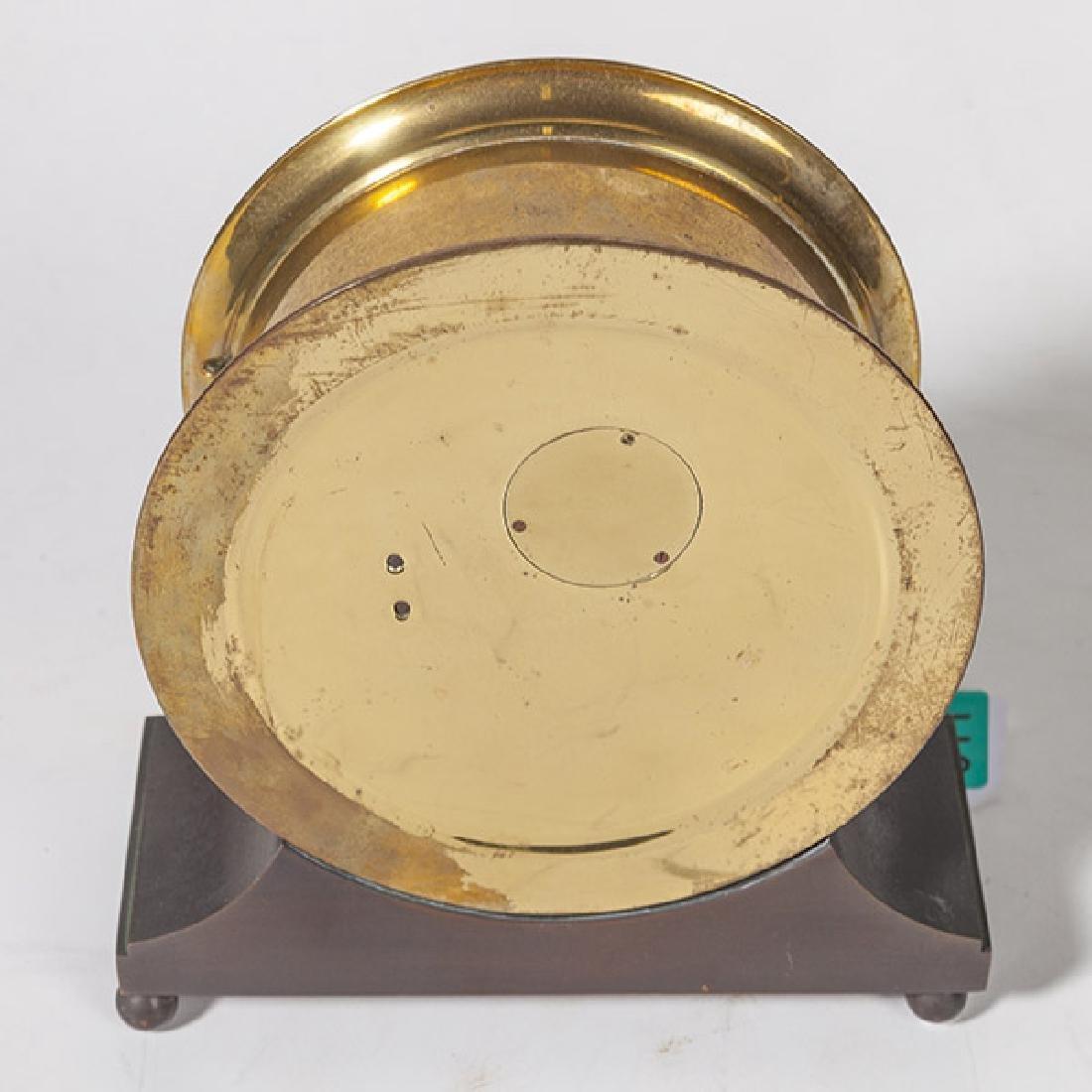 Chelsea Ship's Bell Clock - 5