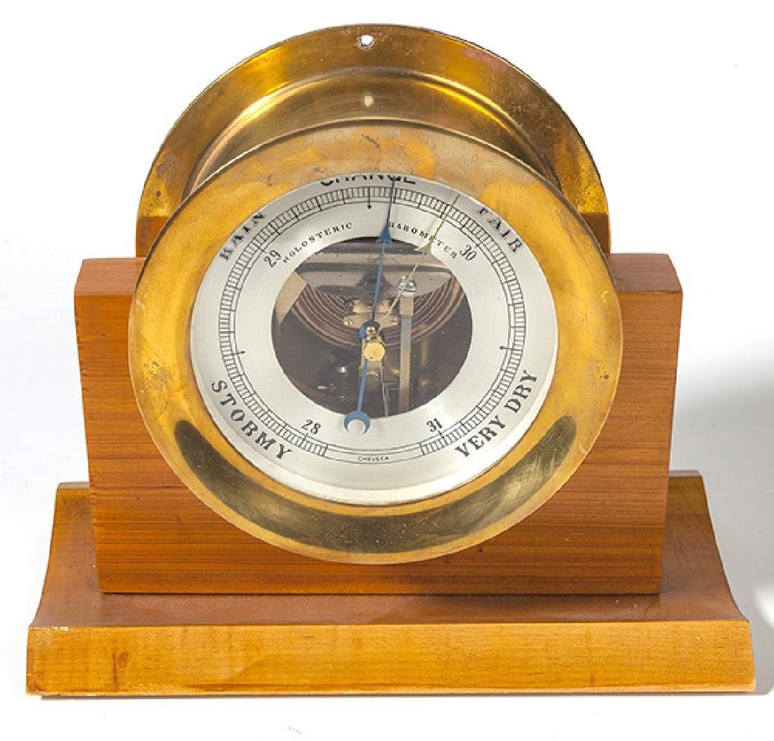Chelsea Ship  Barometer