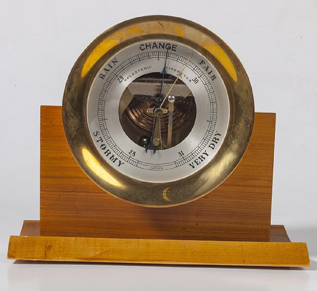Chelsea Ship  Barometer - 2