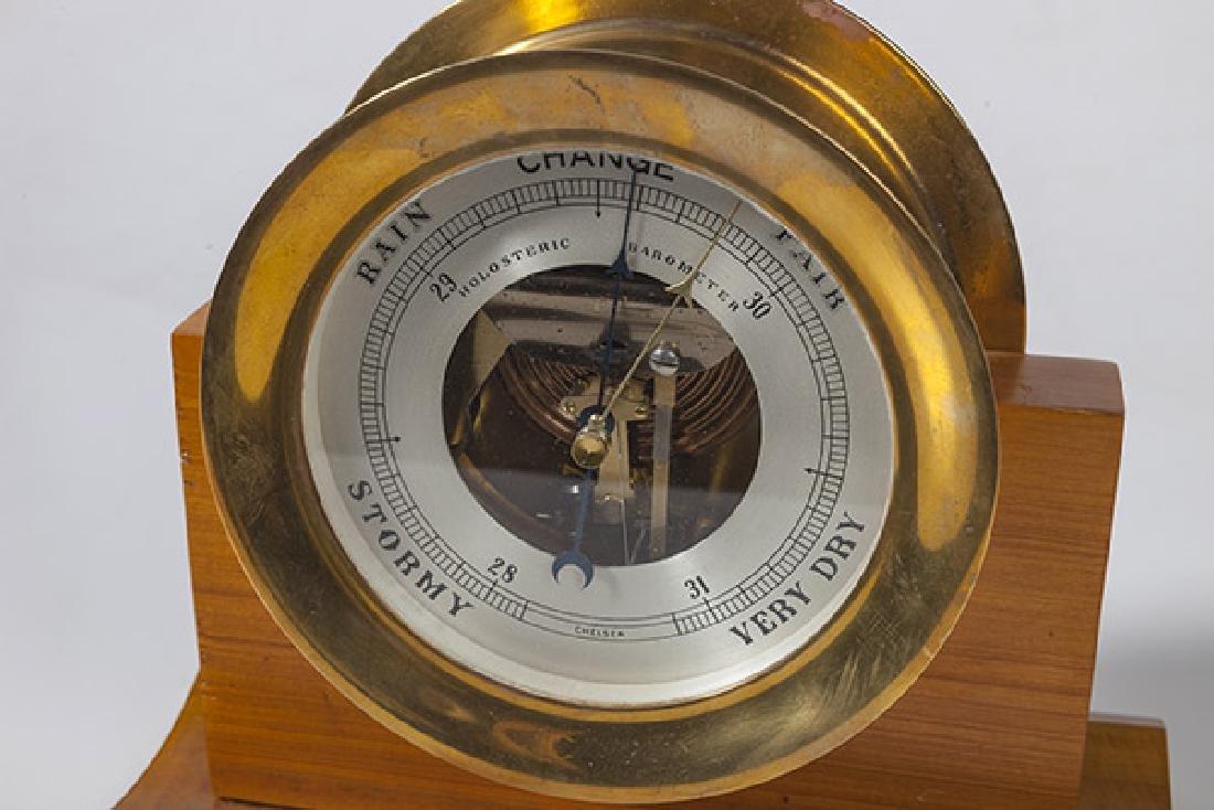 Chelsea Ship  Barometer - 4