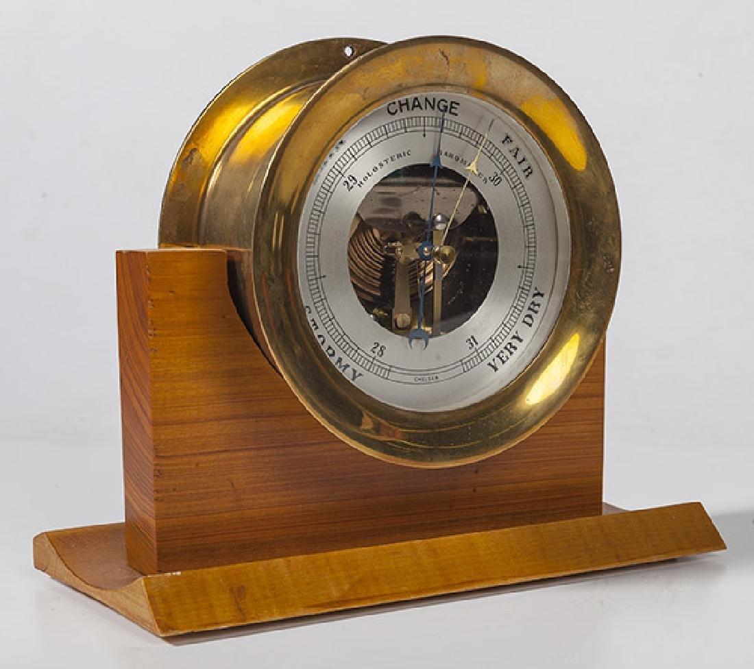 Chelsea Ship  Barometer - 5