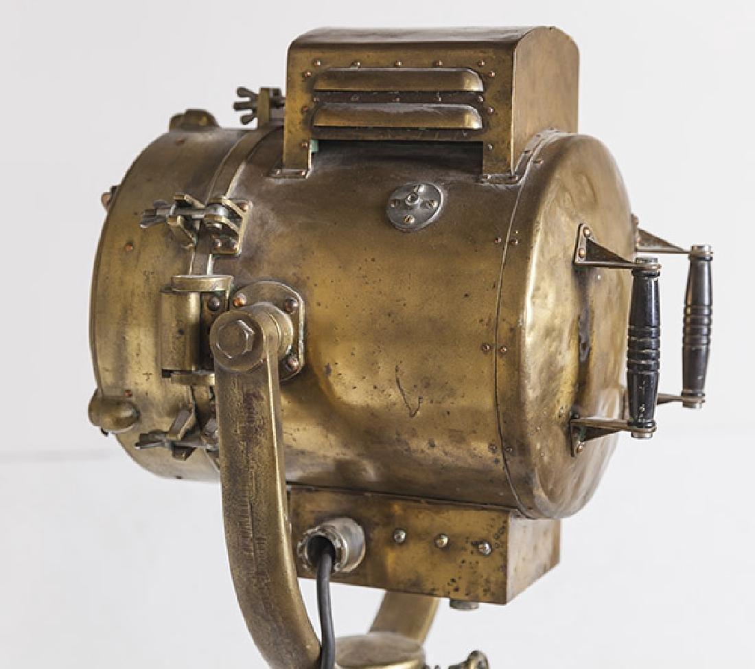 WWI Naval Murina Light - 10