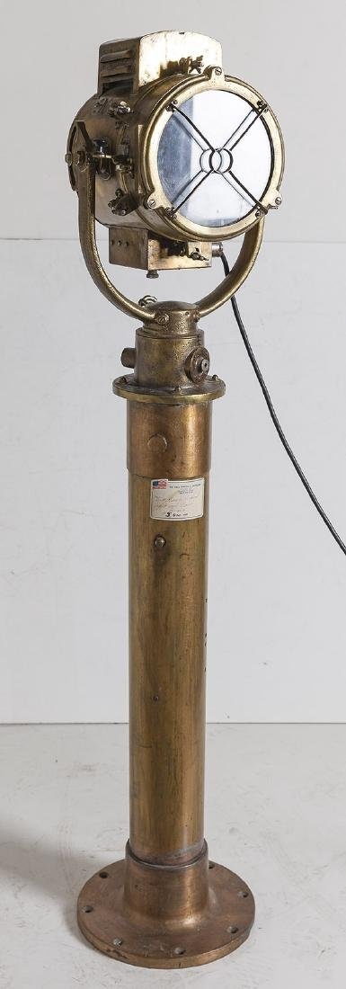 WWI Naval Murina Light - 2