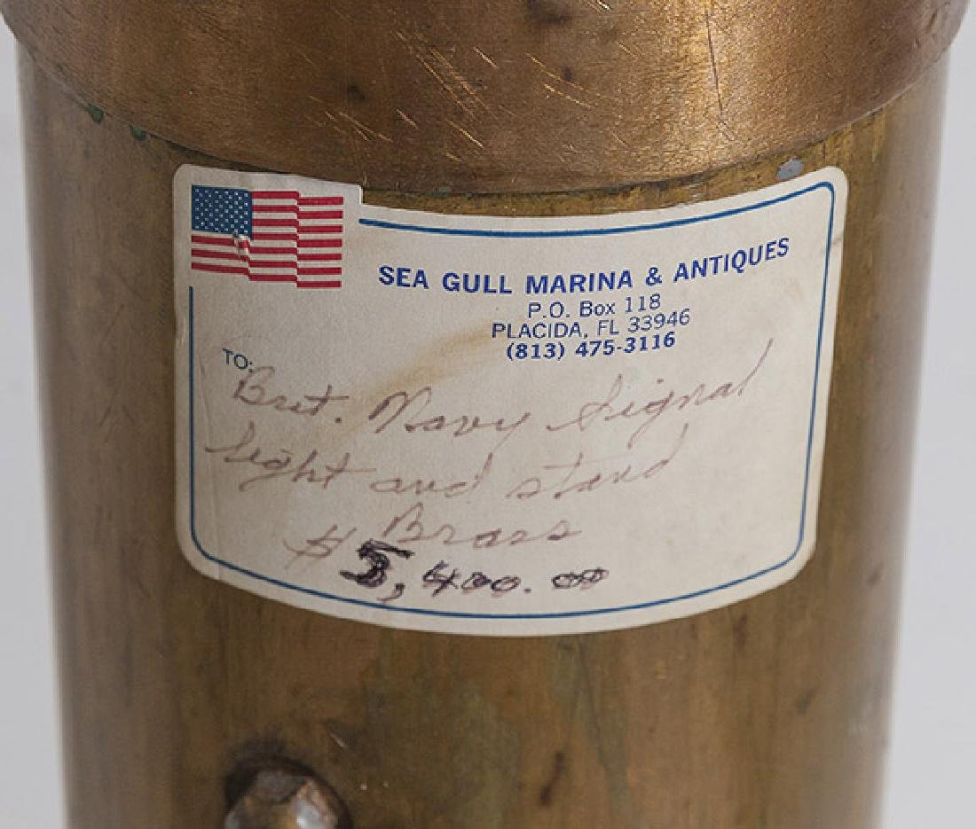 WWI Naval Murina Light - 6