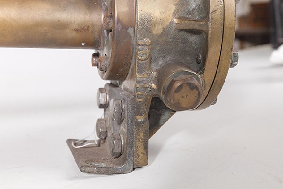 WWII British Ship Horn - 8