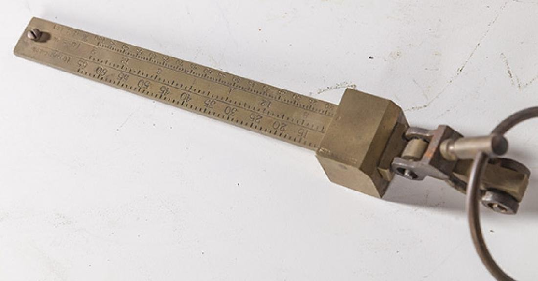 Cast Brass Grain Scales - 4