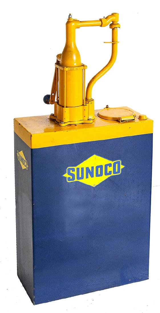 Rare Sunoco Oil Pump