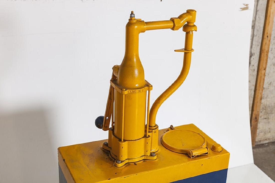 Rare Sunoco Oil Pump - 2