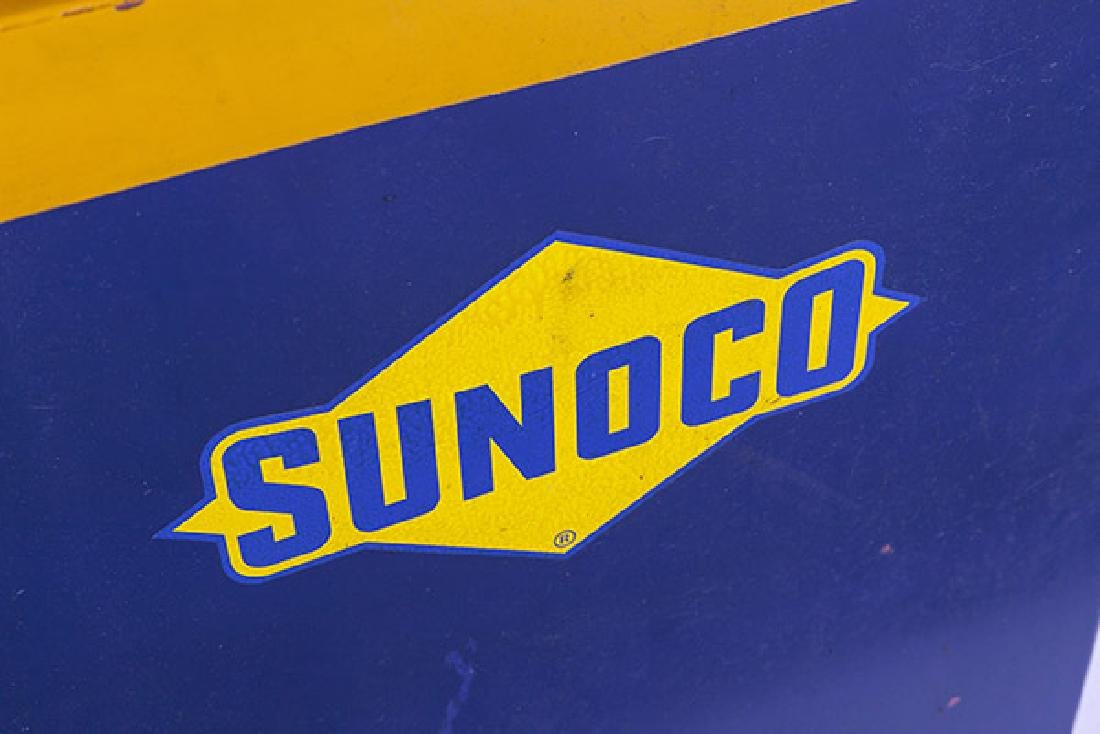 Rare Sunoco Oil Pump - 3