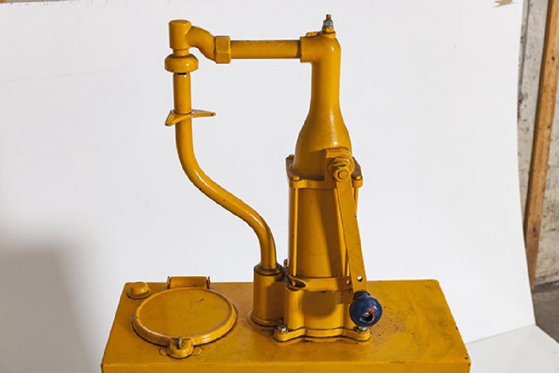 Rare Sunoco Oil Pump - 7