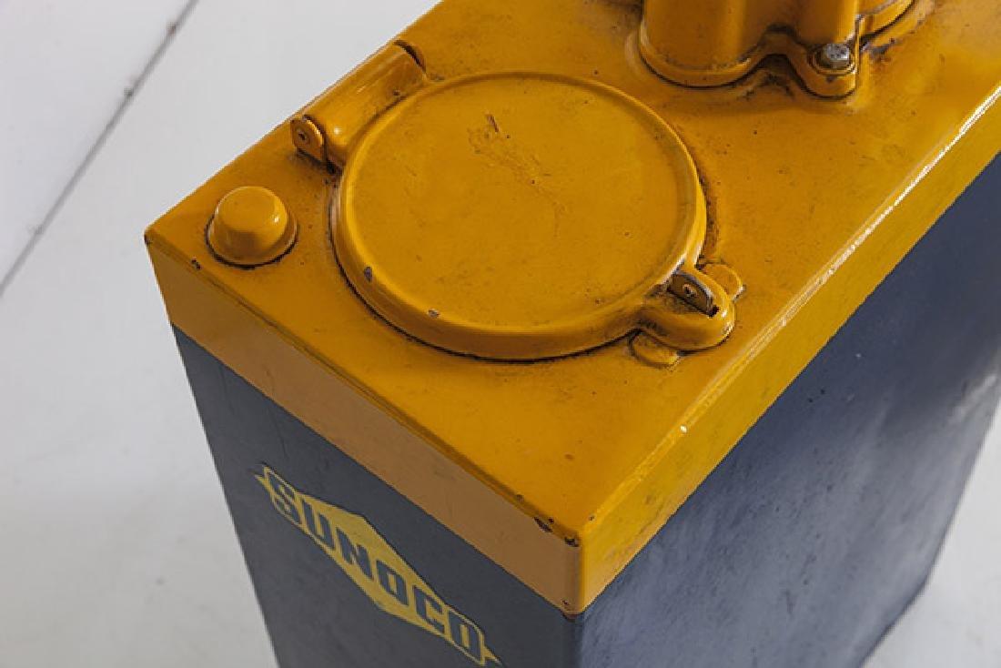 Rare Sunoco Oil Pump - 8