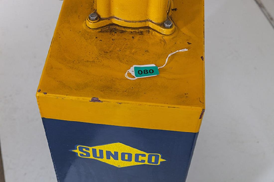 Rare Sunoco Oil Pump - 9