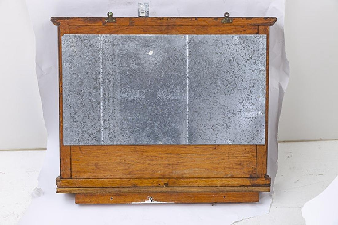 Oak Frame Chalk Board - 8
