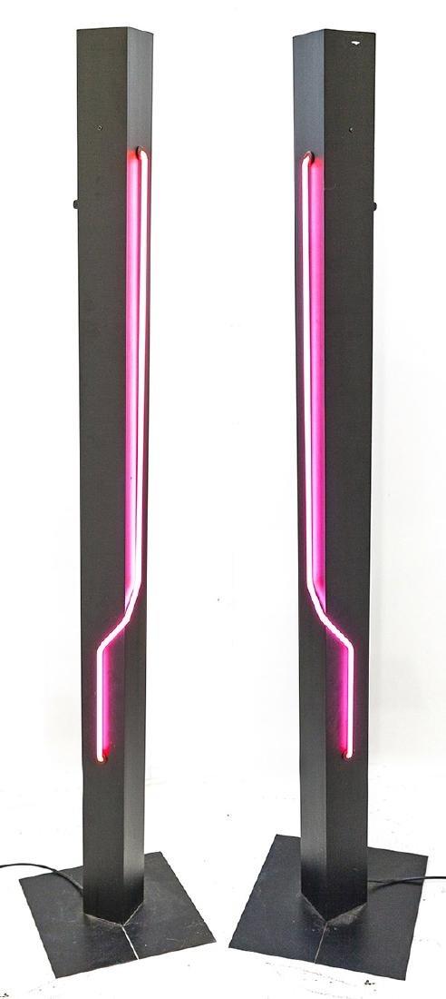 Rudi Stern Floor Lamps/Light Sculptures