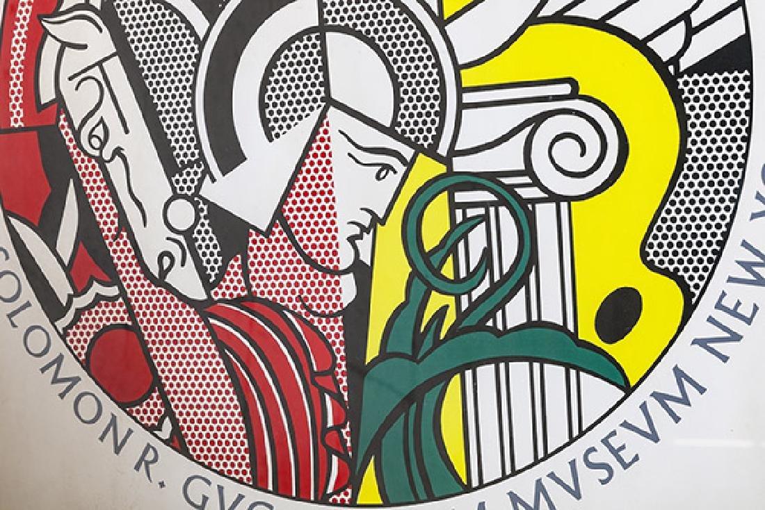 Roy Lichtenstein Poster - 3